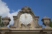 Old stone sundial — Stock Photo