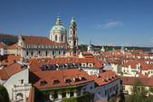 Mala Strana in Prague — Stock Photo