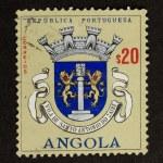 Постер, плакат: ANGOLA 1968: Stamp printed in Angola