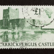 ENGLAND - CIRCA 1980: Stamp printed in the UK — Stock Photo