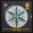 ENGLAND - CIRCA 1980: Stamp printed in the UK - Stock Photo