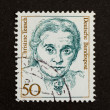 GERMANY - CIRCA 1970: Stamp printed in Germany — Stock Photo #12500701