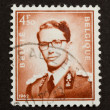 BELGIUM - 1962: Stamp printed in Belgium — Photo
