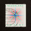 Royalty-Free Stock Photo: HOLLAND - CIRCA 1980: Stamp printed in the Netherlands