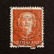 HOLLAND - CIRCA 1970: Stamp printed in the Netherlands - Photo
