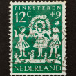 HOLLAND - CIRCA 1950: Stamp printed in the Netherlands - Photo