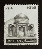 PAKISTAN - CIRCA 1970: Stamp printed in Pakistan — Stock Photo