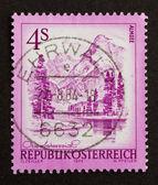 AUSTIA - 1973: Stamp printed in Austia — Foto Stock
