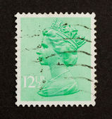 UNITED KINGDOM - CIRCA 1970: Stamp printed in the UK — Stock Photo