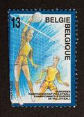 BELGIUM - CIRCA 1980: Stamp printed in Belgium — Stockfoto