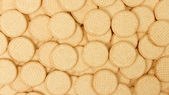 Close up delicious dutch biscuits — Stock Photo