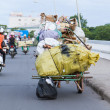 Traffic in Hue — Stock Photo