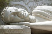 Sleeping Buddha, landmark on Nha Trang, Vietnam — Stock Photo