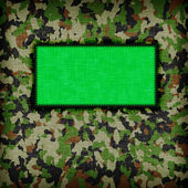 Amy camouflage uniform, libyen — Stockfoto