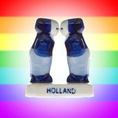 Dutch souvenir as a symbol of Holland — Stock Photo