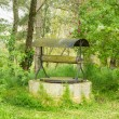 Stock Photo: Old waterwell