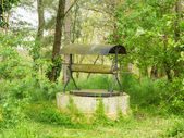 Old waterwell — Stock Photo