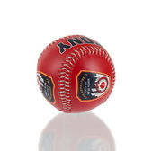 Baseball isolated on white — Stock Photo
