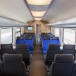 Modern dutch train coupe — Stock Photo #29538047
