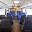 Modern dutch train coupe — Stock Photo #29538051