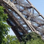 エッフェル塔を表示します。 — ストック写真