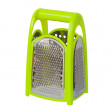 Green plastic grater — Stock Photo #30095699