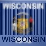 Barcode flag — Stock Photo #31930895