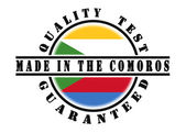 Quality test guaranteed stamp  — Foto de Stock