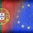 Portugal and the EU — Stok fotoğraf #47072753