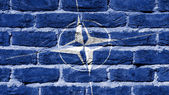 Brick wall texture — Stockfoto