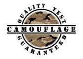 Quality test guaranteed stamp  — Zdjęcie stockowe