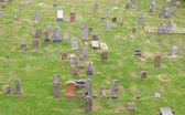 Stary cmentarz szkocki — Zdjęcie stockowe
