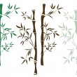 Royalty-Free Stock Vector Image: Bamboo tree