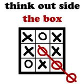 The box — Stock Vector