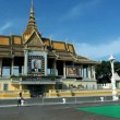 Phnom Penh Royal Palace — Stock Video