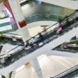 Shopping mall Timelapse — Vídeo Stock