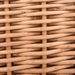 Woven rattan background — Stock Photo
