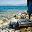 Dead sea — Stock Photo #15715635
