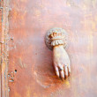 Stock Photo: Doorknocker