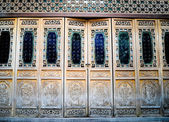 Door of temple — Stockfoto