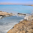 Dead Sea landscape - Stock Photo