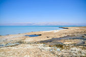 Dead Sea landscape — Stock Photo
