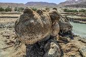 Słony rock — Zdjęcie stockowe