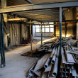 Interior construction site — Stock Photo