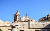 The Church of St. Catherine, Bethlehem — Stock Photo