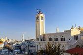 Griechische melkite katholische kirche — Stockfoto