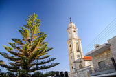 Salesian kirche in bethlehem — Stockfoto