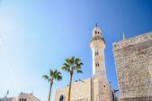 Mezquita de omar, belén, palestina — Foto de Stock