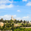 Stock Photo: View on Dormition Abbey