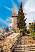 Moshe Montifiori windmill — Stock Photo